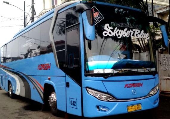 Sewa Bus Jakarta Bandung