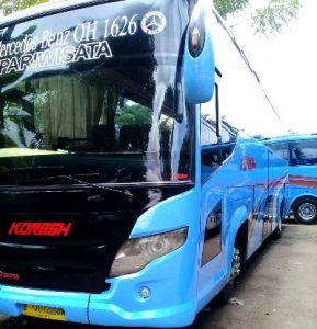 Sewa Bus Jakarta Jogja
