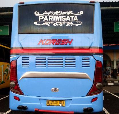 Sewa Bus Jakarta Pusat