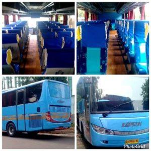 Daftar Harga Sewa Bus Pariwisata Jakarta 2019