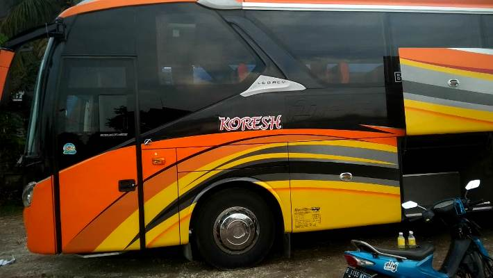 Rental Bus Jakarta Timur