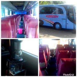 Harga Sewa Bus Pariwisata 2019