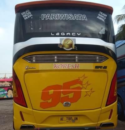 Rental Bus Di Jakarta Selatan