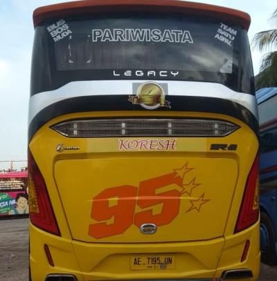 Sewa Bus AC di Jakarta