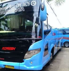 Sewa Bus Non AC Tangerang