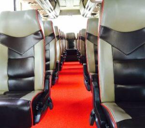 Sewa Bus Drop Bandara Jakarta