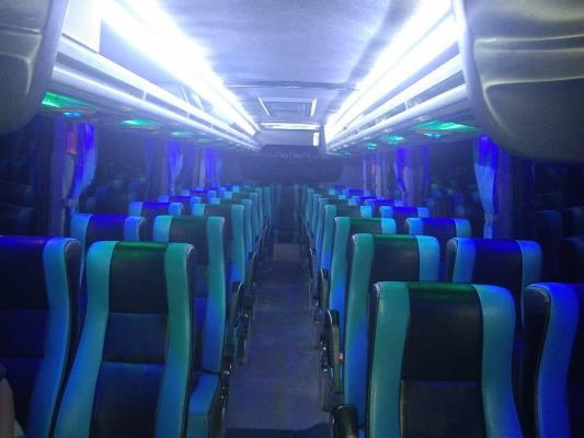 sewa bus dalam kota