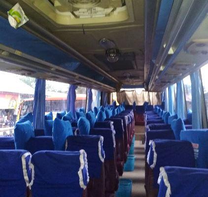Sewa Bus Pariwisata Murah Kota Tangerang, Banten
